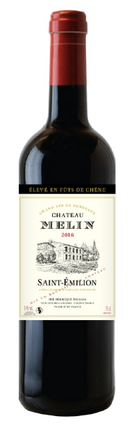 Chateau Melin, Saint-Emilion, Bordeaux, France, 2016 - Fine Wine Store