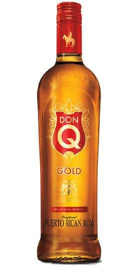 Don Q Gold Dark Rum 40% 70cl - Fine Wine Store