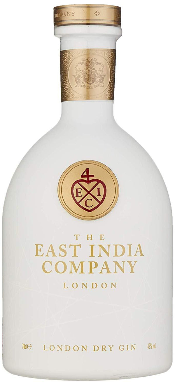 East India Dry Gin 42% 70cl - thedropstore.com