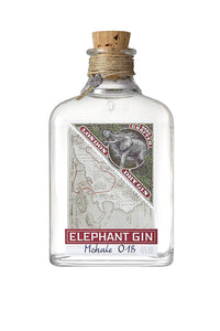 Elephant London Dry Gin 45% 50cl - thedropstore.com