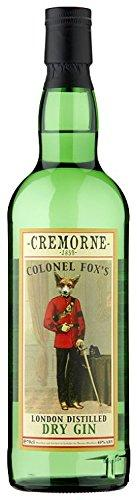 Cremorne Colonel Fox's London Dry Gin 40% 70cl - Fine Wine Store