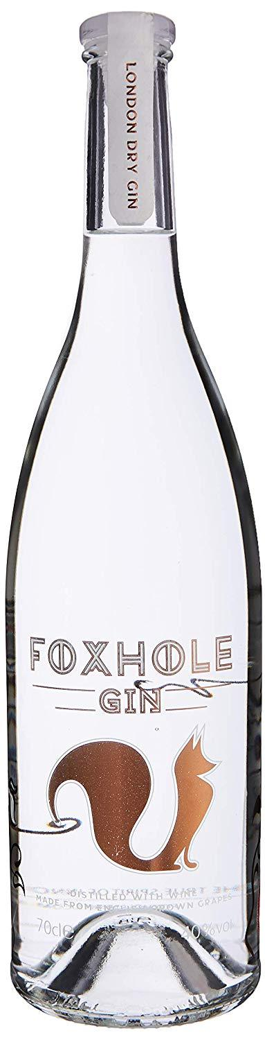 Foxhole Gin 40%c70cl - Fine Wine Store