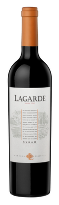 Lagarde Syrah 2016 14% 75cl