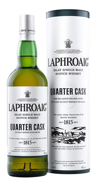 Laphroaig Quarter Cask Single Malt Scotch Whisky 48% 70cl - Fine Wine Store