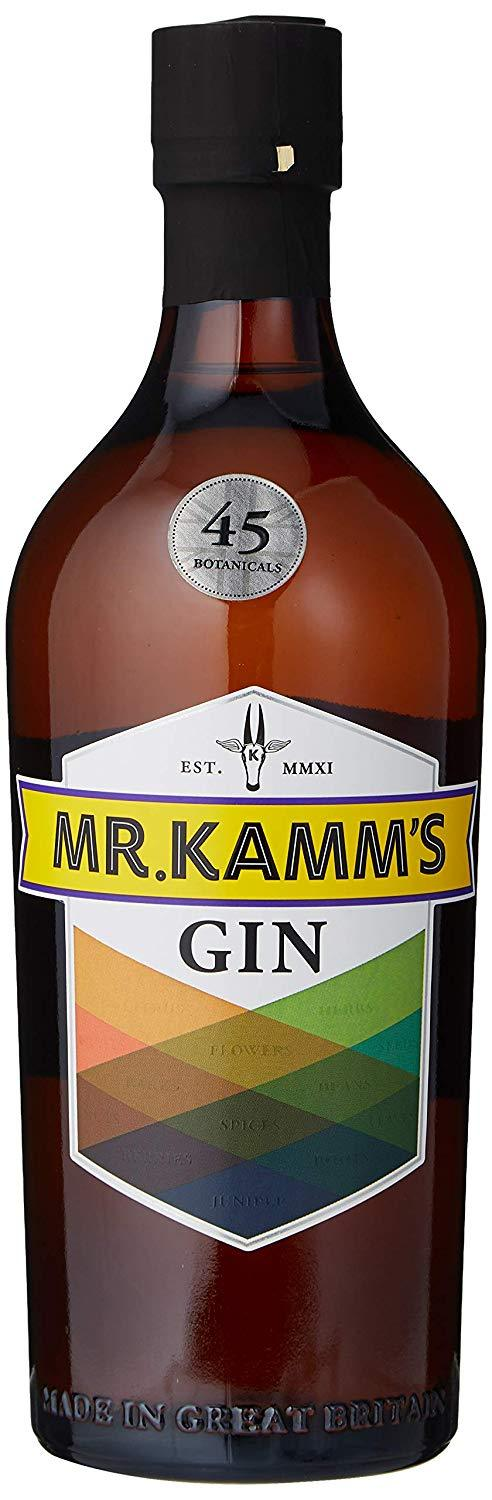 Mr Kamm's Gin London Dry Gin 42% 70cl - Fine Wine Store
