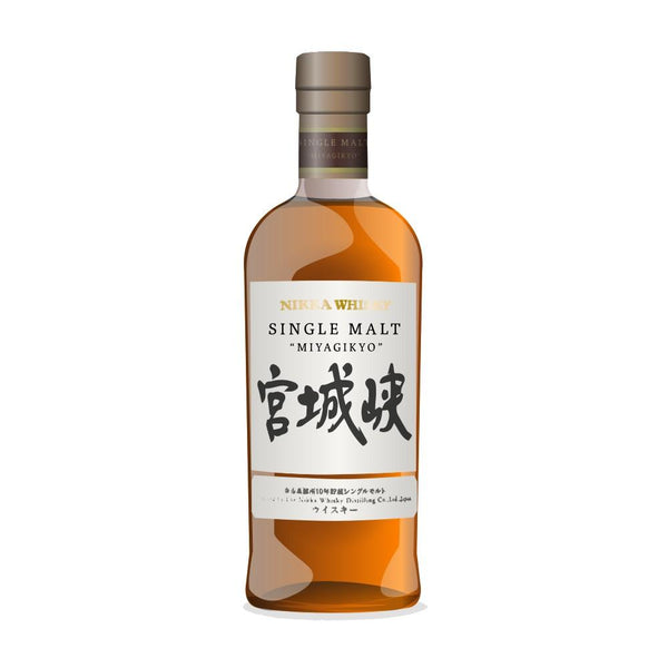 Miyagikyo Single Malt Whisky 45.0% 70cl - Fine Wine Store