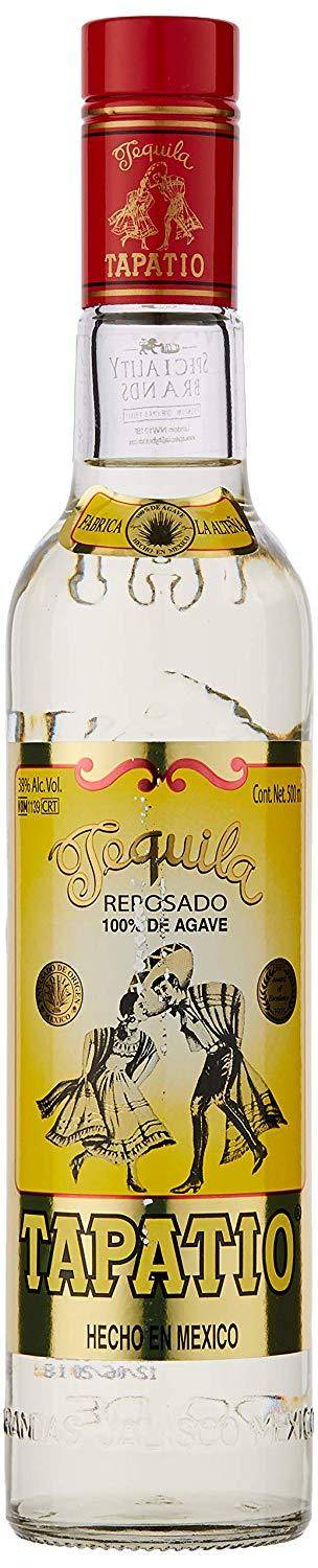 Tapatio Reposado Tequila 38% 50cl - Fine Wine Store