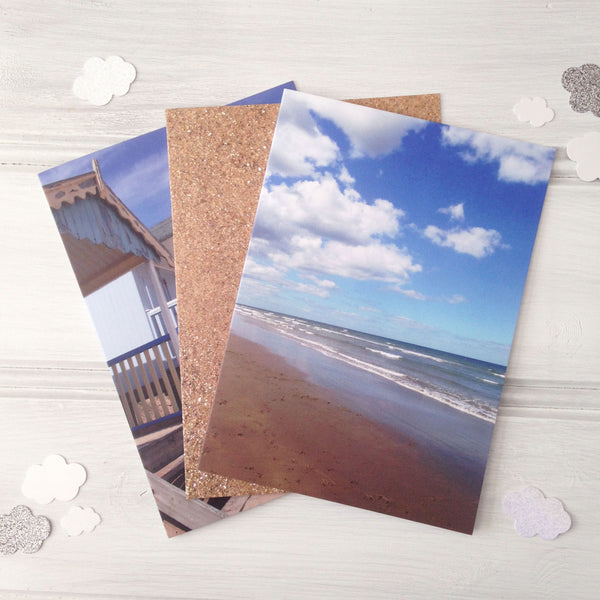 Seaside Note Cards
