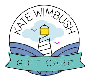 Kate Wimbush Jewellery Gift Card