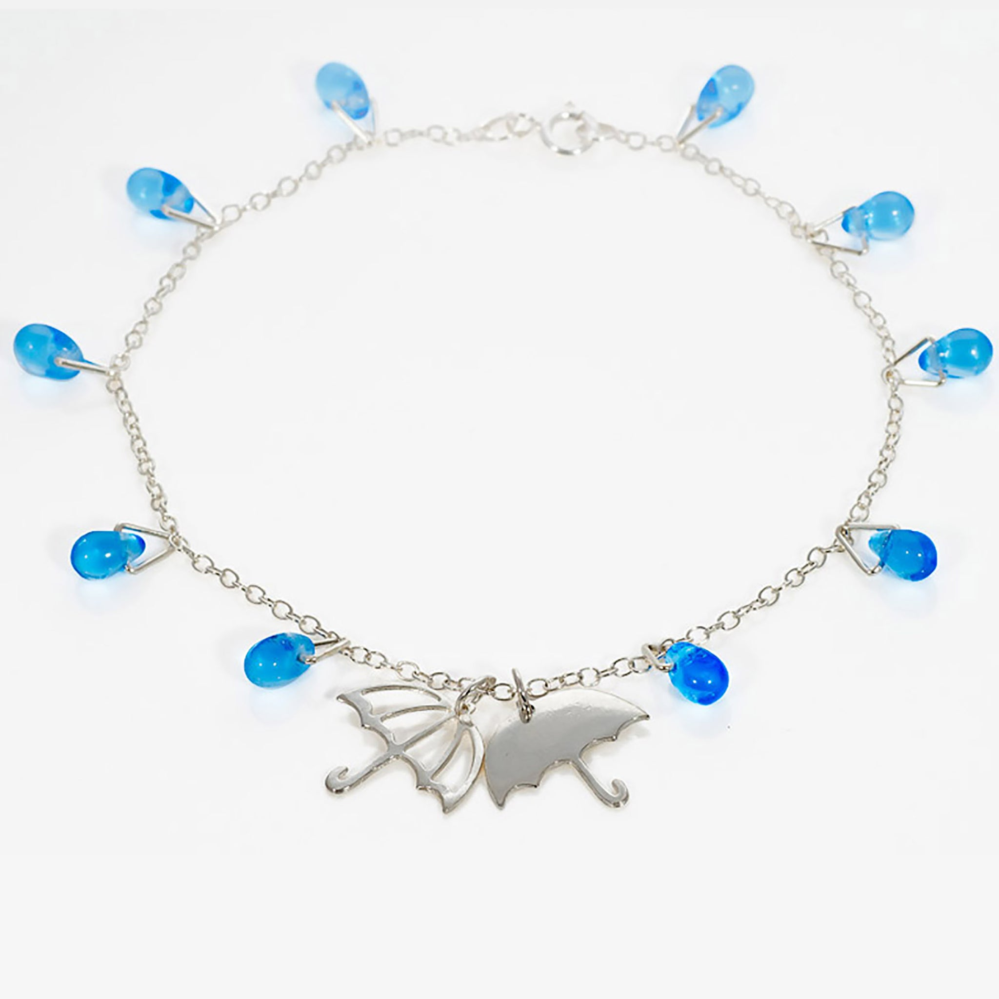 Umbrella in the Rain Bracelet
