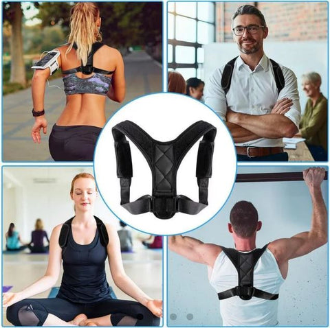 NEW Posture Corrector Clavicle Support Brace for Women & Men