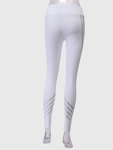 Quick Dry Noctilucent Women Sports Yoga  Leggings