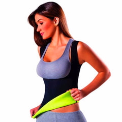 Women Thermo Sweat Neoprene Fat Burning Shapewear