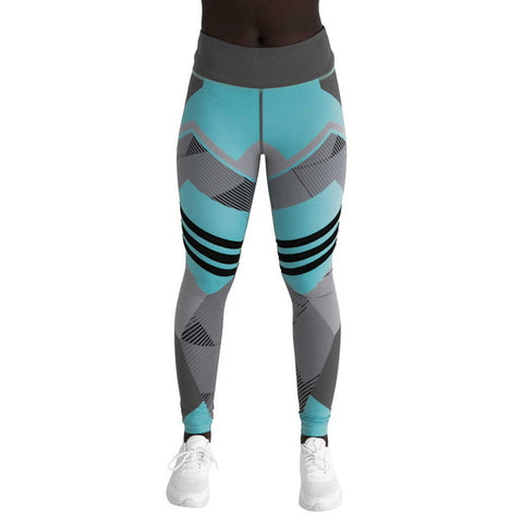 2018 Sexy Fitness Yoga Sports Elastic Leggings S-3XL