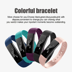 2018 V66 Waterproof Smart Bracelet Watch, Wristband Pedometer