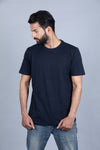 Extra stretchable organic cotton tee mix with lycra.