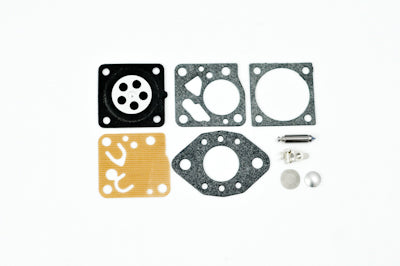 Carburetor Overhaul kit Tillotson Repl OEM RK-14HU