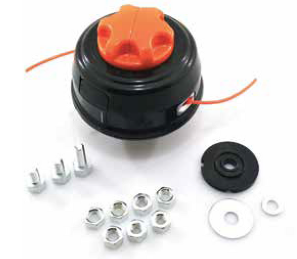 Quick Loading Bump & Feed Trimmer Head