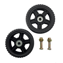 "Load image into Gallery viewer, Universal Wheels Kit 6"" Push Mower"