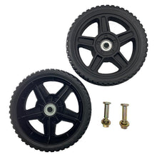 "Load image into Gallery viewer, Universal Wheels Kit 8"" Push Mower"