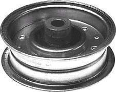 Flat Idler Pulley MTD Repl OEM 756-0981A