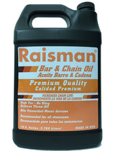 Load image into Gallery viewer, Premium Bar & Chain Oil SAE 30 - 1 US Gal (3.7L)