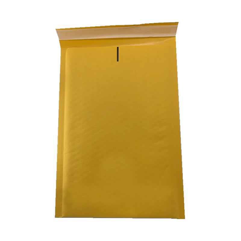 Gold Self-Seal Padded Mailers 4 X 8""