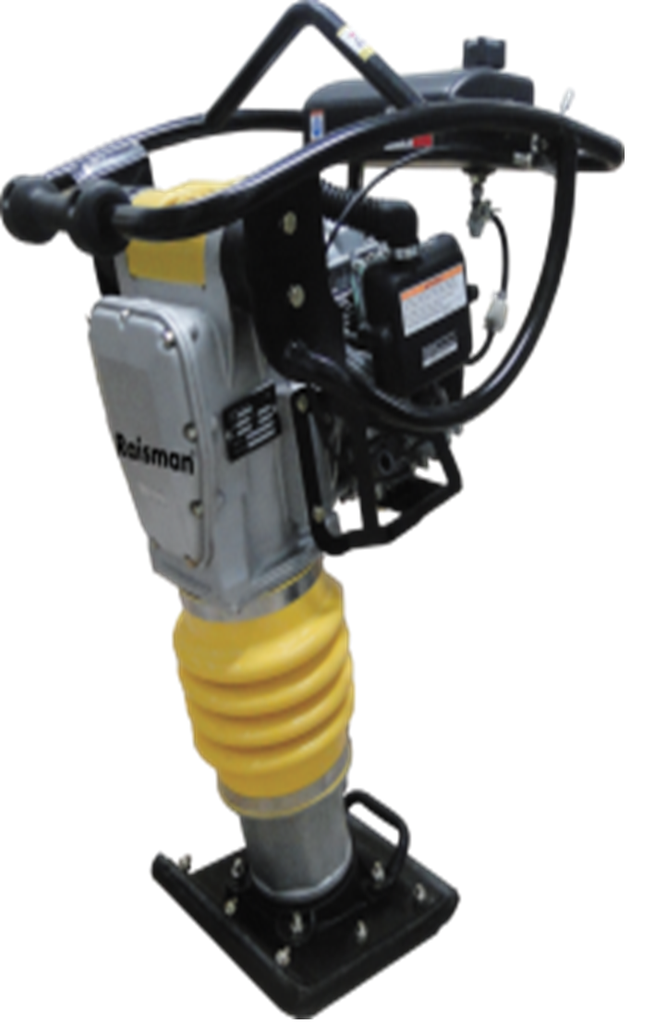 Tamping Rammer with Honda GX100 Petrol Engine