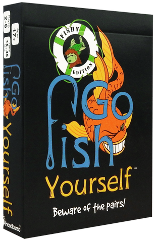 Go Fish Yourself - Fishy Edition