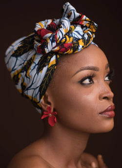 African Print Issa Head Wrap
