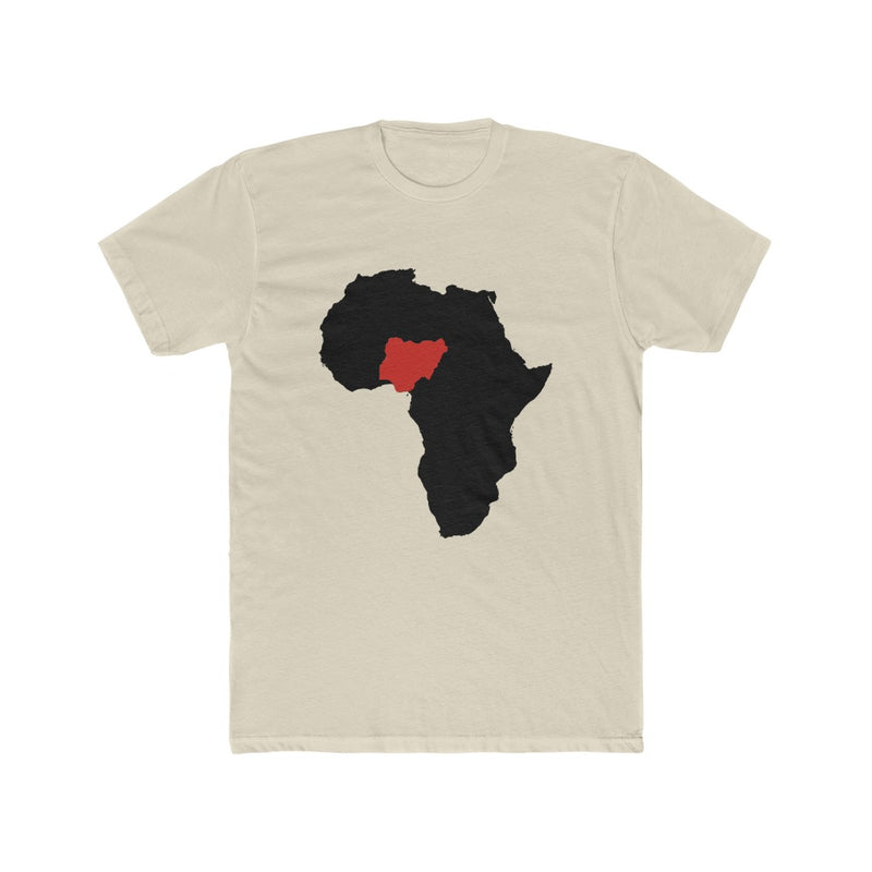 Map of Africa Tee