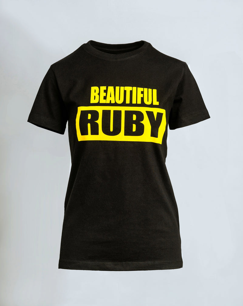 Beautiful Ruby T-shirt