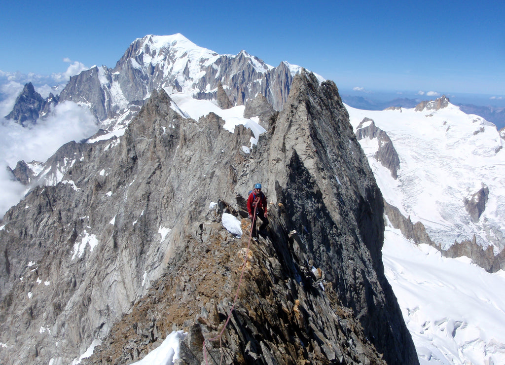 Grandes Jorasses Traverse