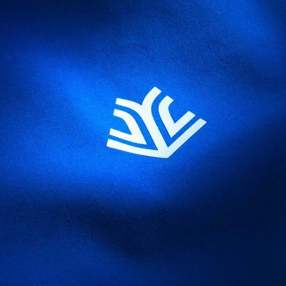 Jöttnar logo on hard shell jacket
