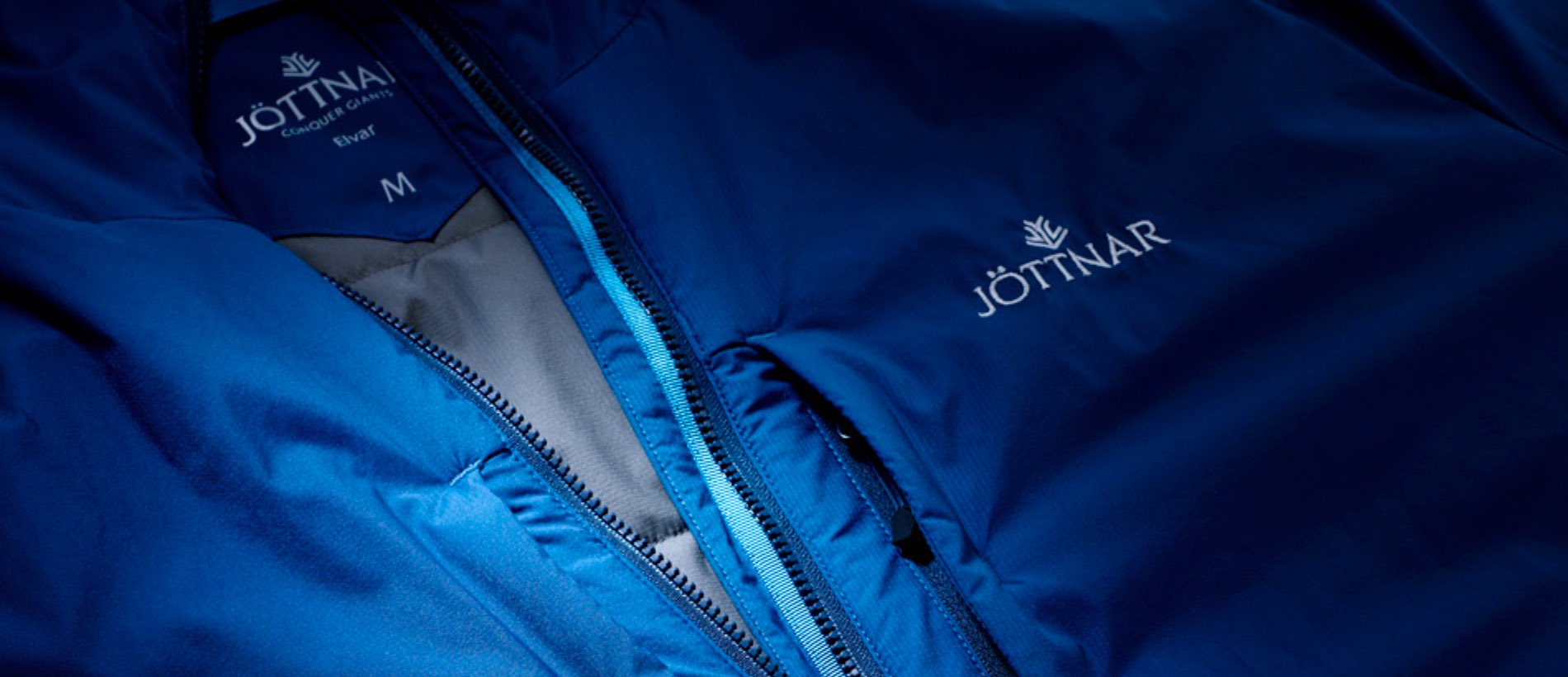 Synthetic Insulated Jacket for Mountaineers
