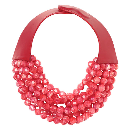Bright Coral - Fairchild Baldwin - Handmade in Italy