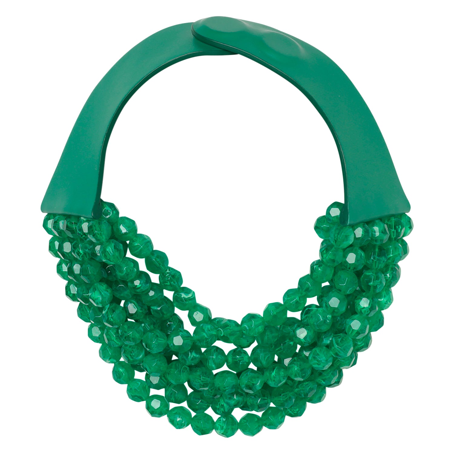 Bright Green - Fairchild Baldwin - Handmade in Italy