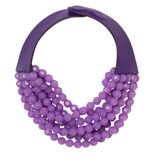 Bright Purple - Fairchild Baldwin - Handmade in Italy