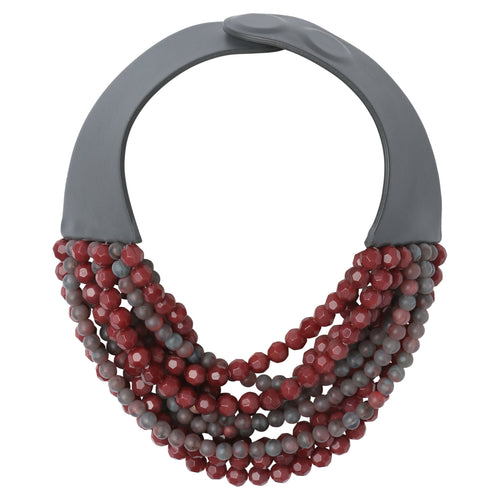 Cypress Garnet - Fairchild Baldwin - Handmade in Italy
