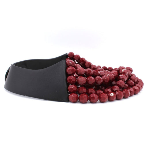 Cranberry - Fairchild Baldwin - Handmade in Italy