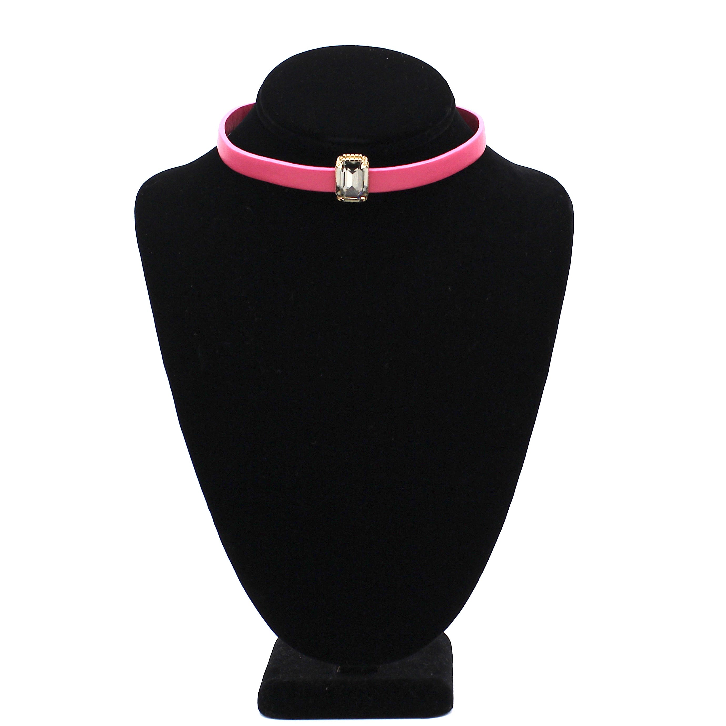 Crystal Choker - Fairchild Baldwin - Handmade in Italy