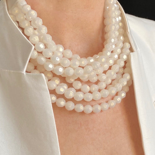 Pearlized White