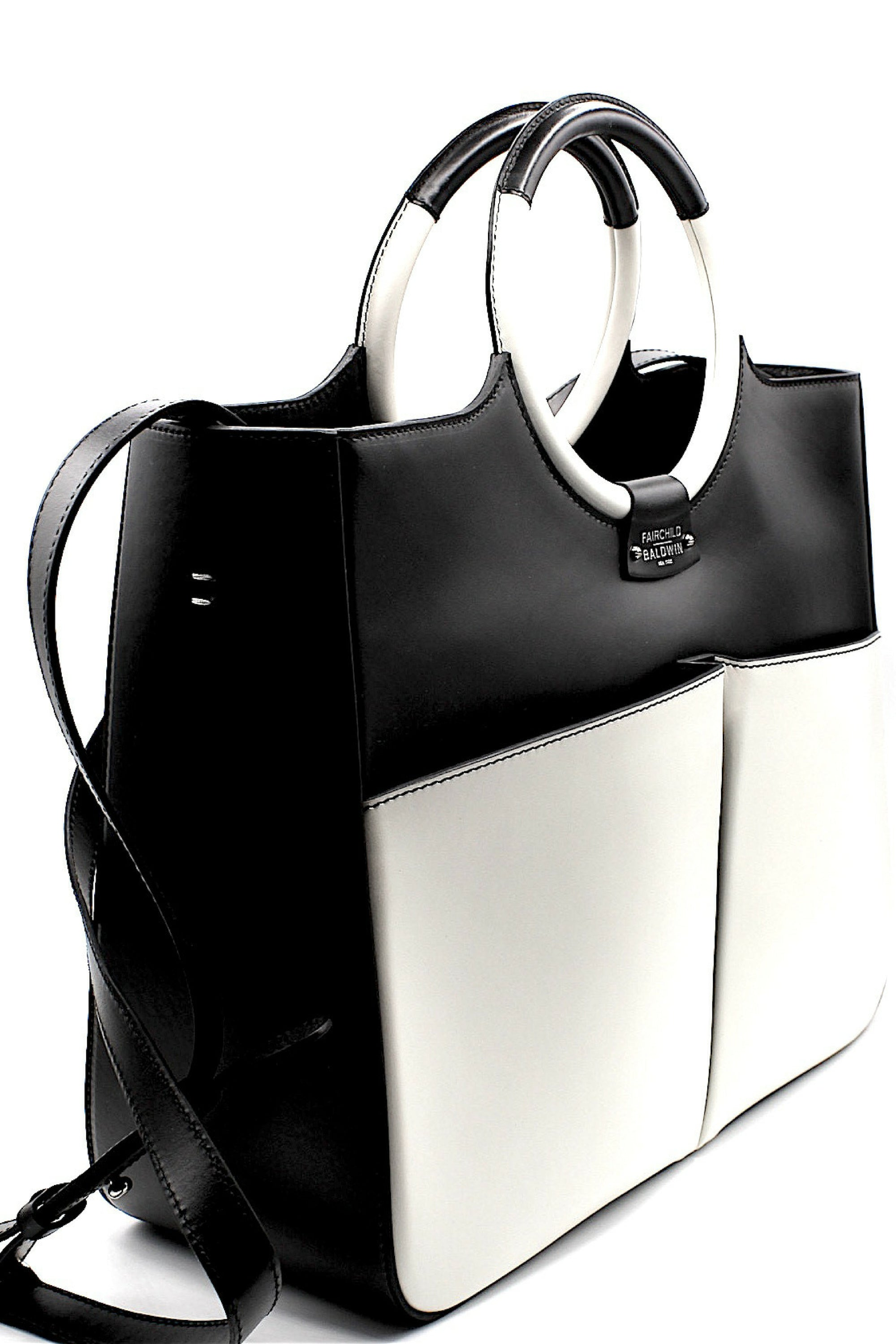 Black & White - Fairchild Baldwin - Handmade in Italy