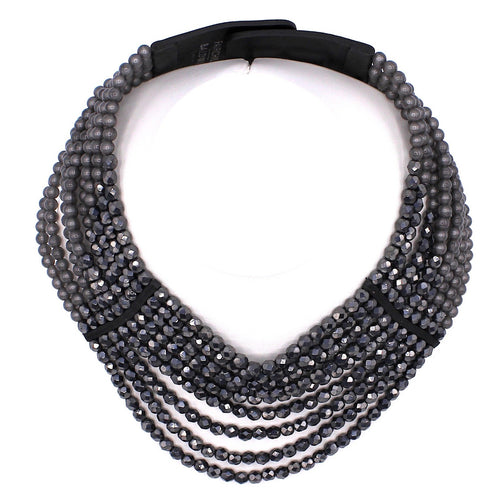 Anthracite & Hematite - Fairchild Baldwin - Handmade in Italy