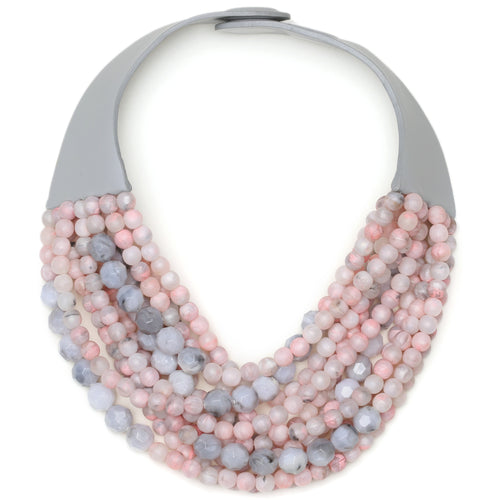 Rose Quartz - Fairchild Baldwin - Handmade in Italy