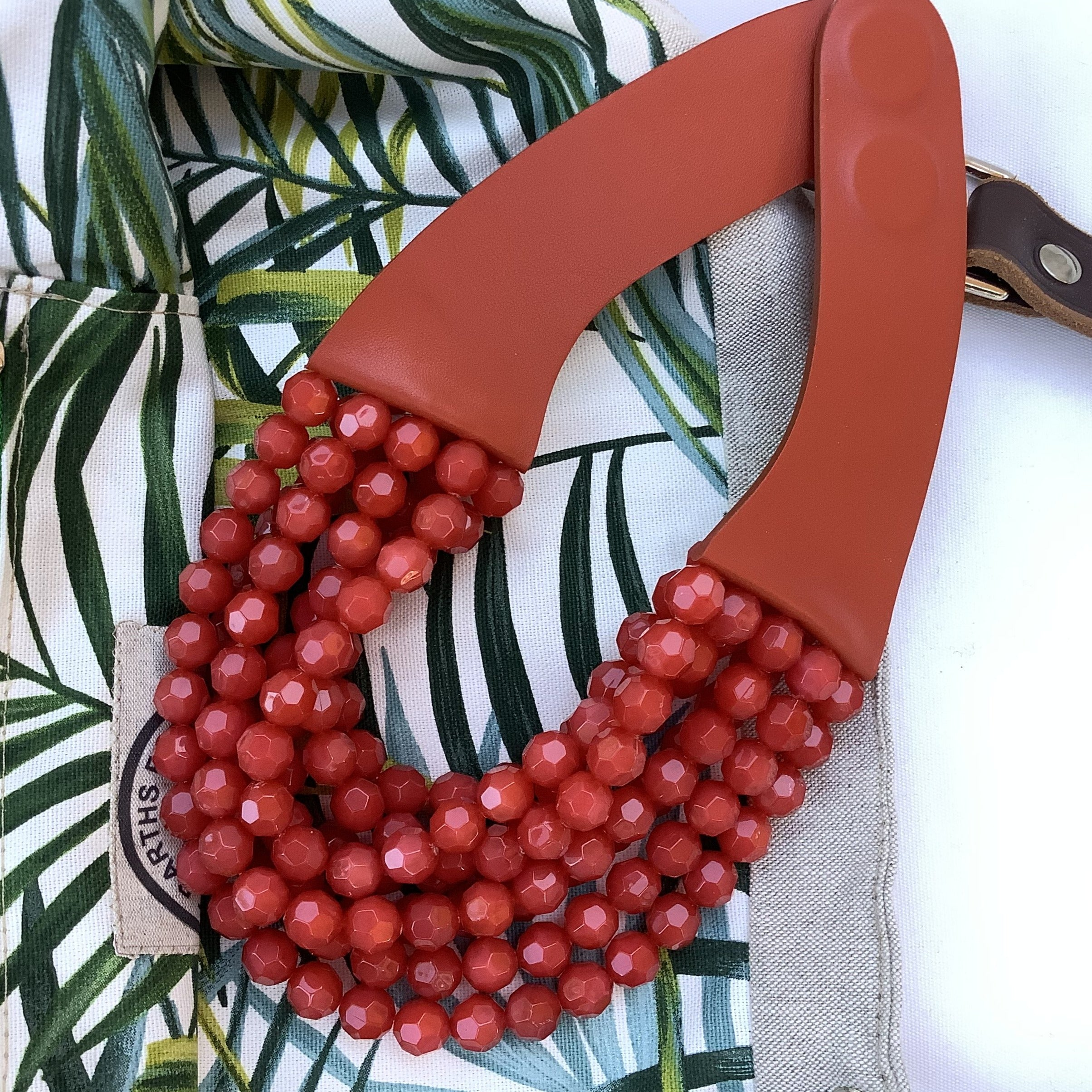Beach Coral - Fairchild Baldwin - Handmade in Italy