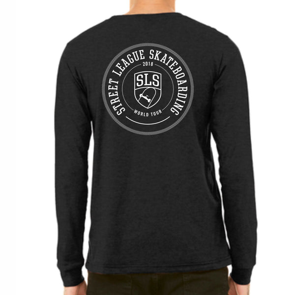 Street League Skateboarding,Long Sleeve,Men's