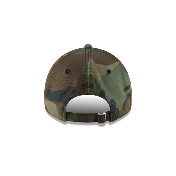 STREET LEAGUE SKATEBOARDING CAMO 9TWENTY ADJUSTABLE