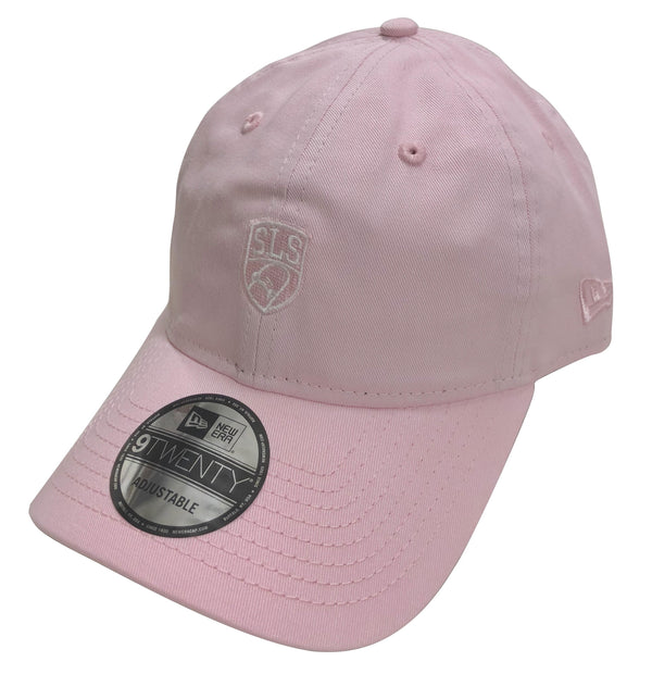 STREET LEAGUE SKATEBOARDING 'Small Shield' Cap - Pink / Small Shield