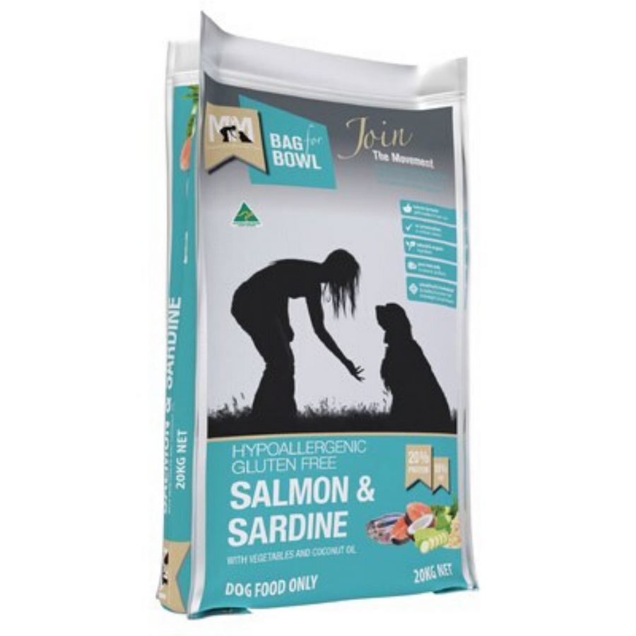 Meals for Mutts Salmon and Sardine